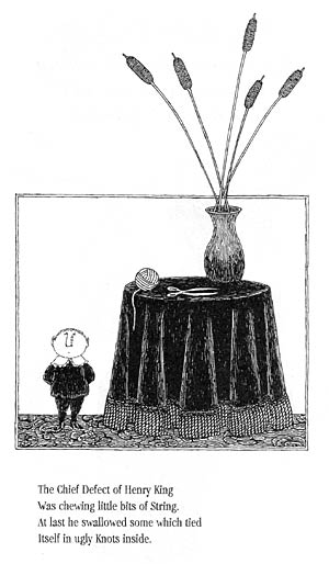 Hilaire Belloc And Edward Gorey Cautionary Tales For
